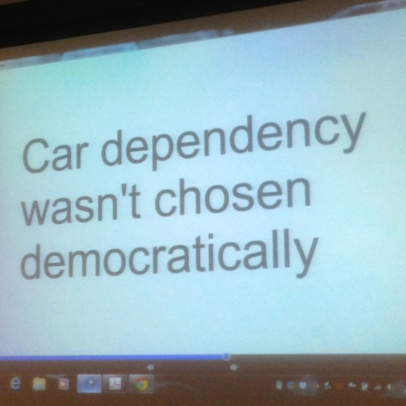 From Julie Ann Genter, New Zealand MP's plenary presentation