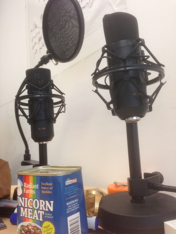 #podcasting